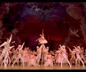ballet, alina somova, and el cascanueces image