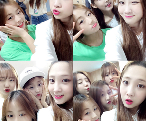jin, myungeun, and sujeong image