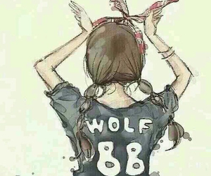 wolf, exo, and 88 image