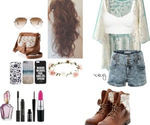 outfit, beauty, and girls image