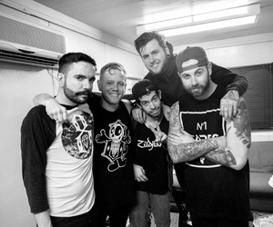 bands, a day to remember, and adtr image