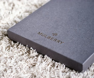 mulberry and fashion image