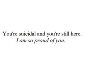 life, proud, and quotes image