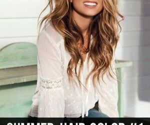 blond, bronde, and brown image