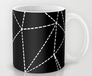 abstract, lines, and black image