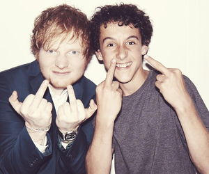 ed, singer, and sheeran image