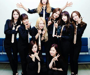 snsd, girls generation, and gg image