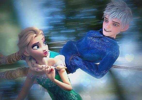 Elsa ja Jack dating