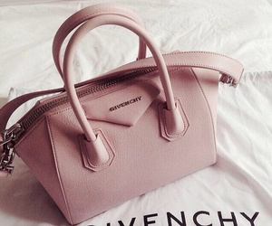 Givenchy, bag, and pink image