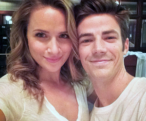 the flash, flash, and grant gustin image