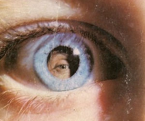 eyes, blue, and eye image