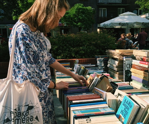 books, people, and life image