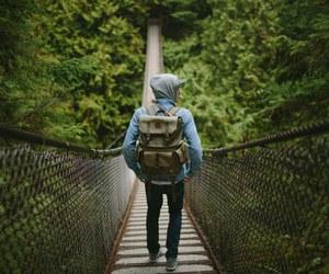boy, adventure, and travel image