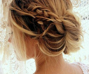 hair and look image