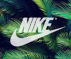 nike, green, and iphone image