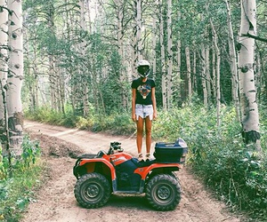 cool, fashion, and nature image