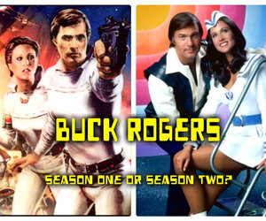 buck rogers, space monsters magazine, and classic tv scifi image