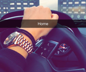 car, home, and kylie jenner image