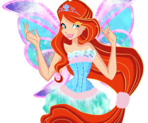 bloom, winx, and winx club image