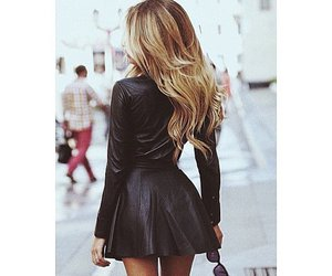 fashion, style, and hair image
