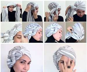 turban, tsa, and hijab love image