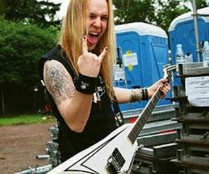 wildchild, alexi laiho, and children of bodom image