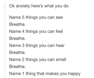 anxiety and important image