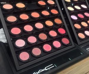 mac, makeup, and blusher image