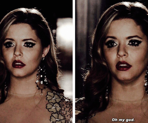 pretty little liars, alison dilaurentis, and fatal finale image