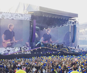 one direction, niall horan, and gothenburg image
