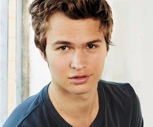 ansel elgort, actor, and Hot image