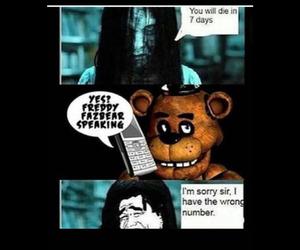 funny, lol, and fnaf image
