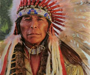 art, culture, and native american image