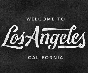los angeles, california, and Dream image