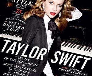 Taylor Swift, Vanity Fair, and magazine image