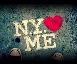 new york, love, and ny image
