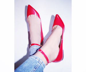 doll shoes, flats, and Happy Feet image