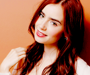 lily collins, lily, and collins image