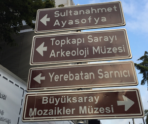 direction, istanbul, and travel image