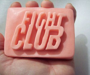 club and fight image