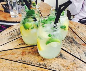 drinks, indie, and lemon image
