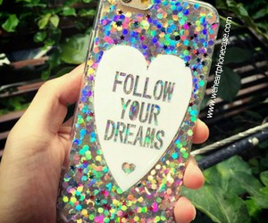 fashion, silver, and follow your dreams image