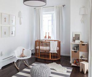 baby, room, and nursery image