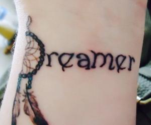 tattoo, dreamer, and Dream image