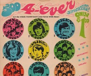 60's, band, and magazine image