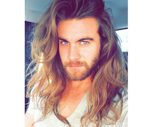 boy, brock o'hurn, and beard image
