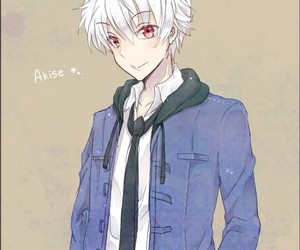 anime, akise, and cute boy image