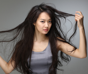 shin min ah, actress, and korean image