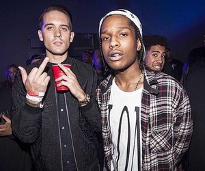 g eazy and asap rocky image