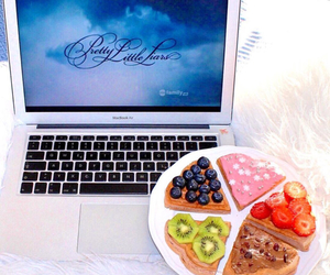fruit, pretty little liars, and healthy image